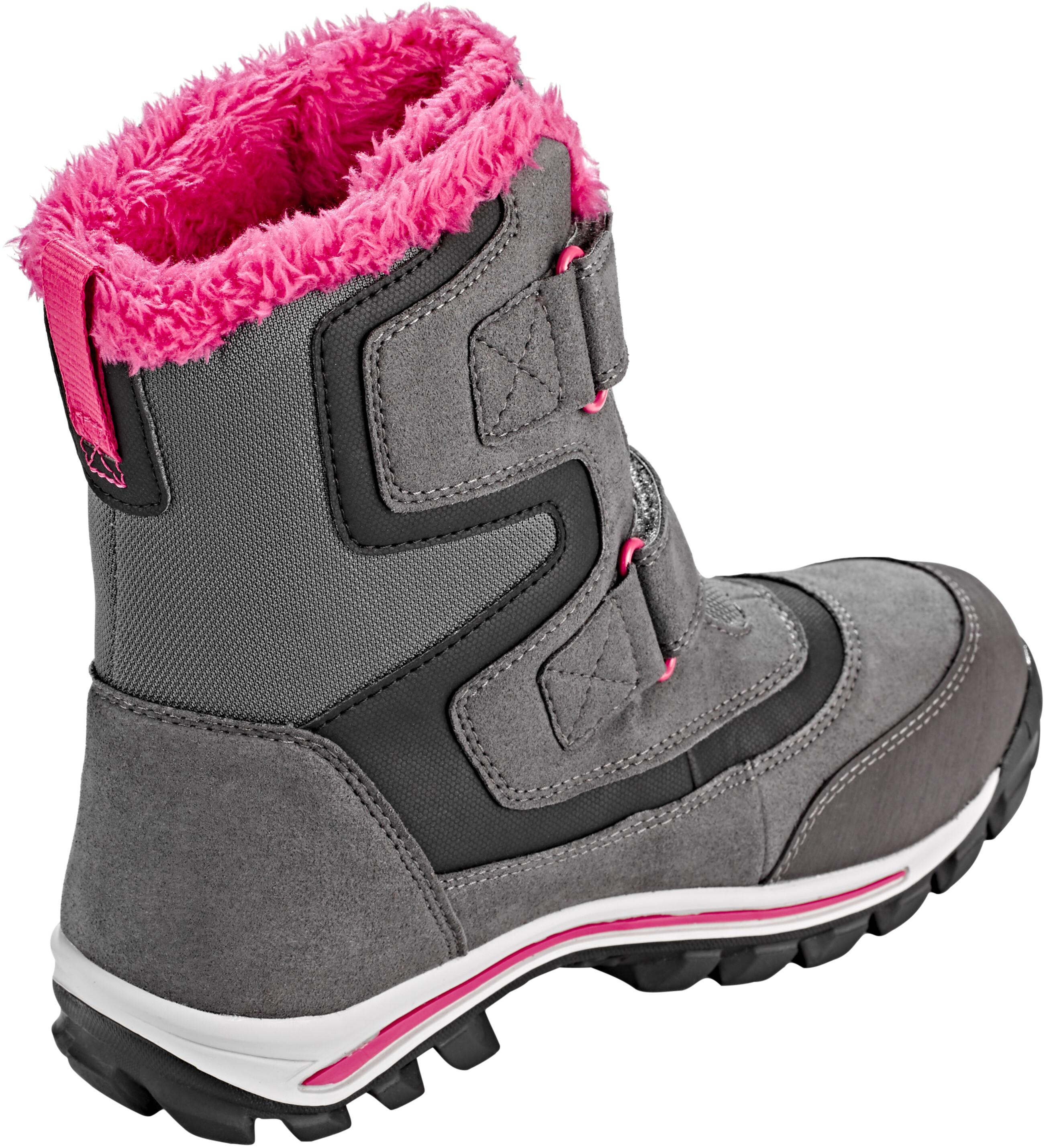feed1801cef Timberland Chillberg 2-Strap GTX Boots Kids dark grey suede